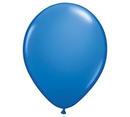 """11"""" QUALATEX STANDARD DARK BLUE LATEX"""