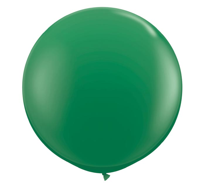 3' QUALATEX STANDARD GREEN LATEX
