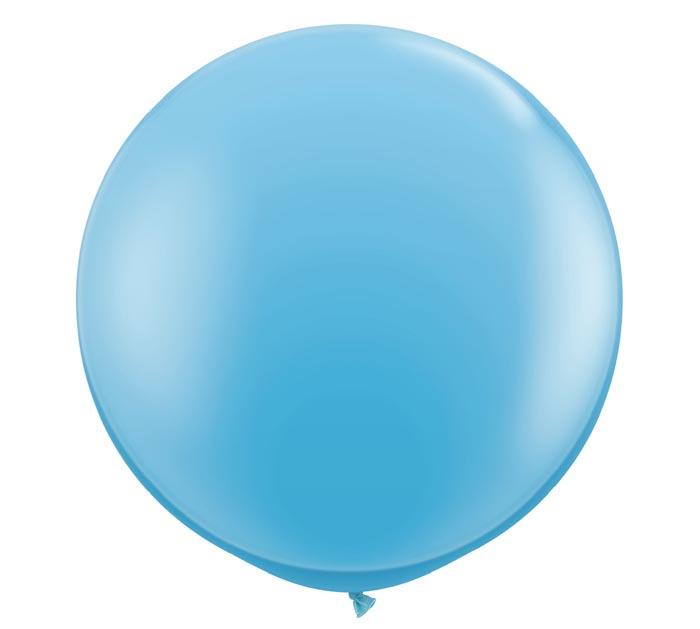 3' QUALATEX PALE BLUE LATEX