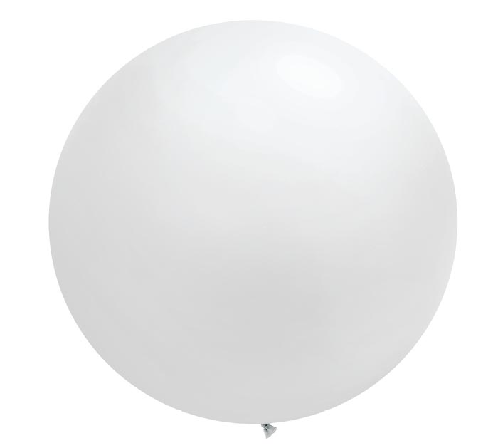 5.5' QUALATEX WHITE CLOUDBUSTER