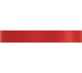 #3 RED SATIN RIBBON