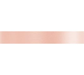 #3 PEACH SATIN ACETATE RIBBON