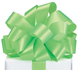 #9 CITRUS SATIN ACETATE RIBBON